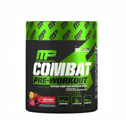 MusclePharm Combat Pre Workout 30 dosis