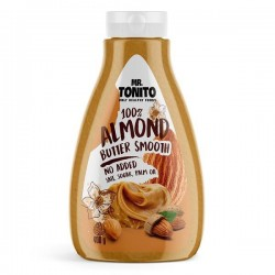 Mr. Tonito Almond Butter Smooth 400 gramos