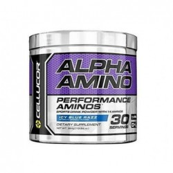 Cellucor Alpha Amino 30 de servir 384 gramos