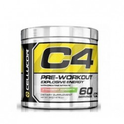 Cellucor C4 explosive energy 60 de servir