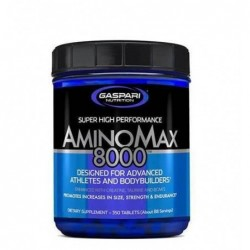 Gaspari Nutrition AminoMax 8000 350 tabletas