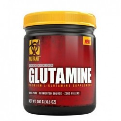 Mutant Glutamine 300 gramos