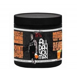 Rich Piana 5% Nutrition All Day You May 30 de servir